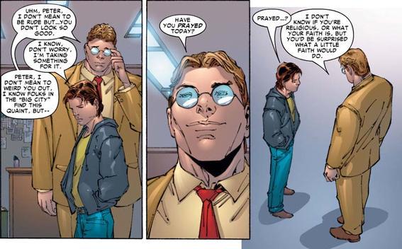 cosas que no sabias spiderman 5