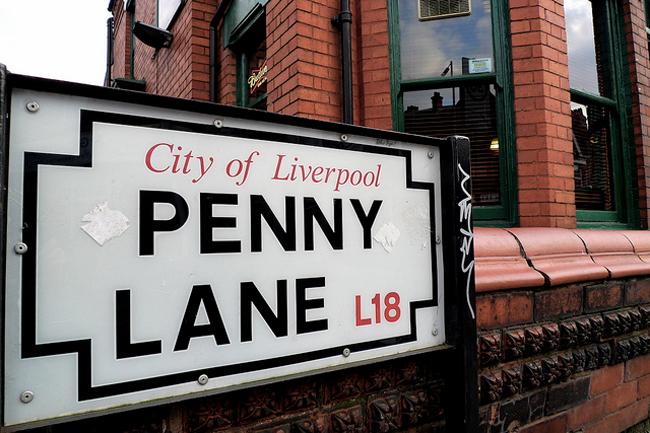 The Beatles Penny Lane