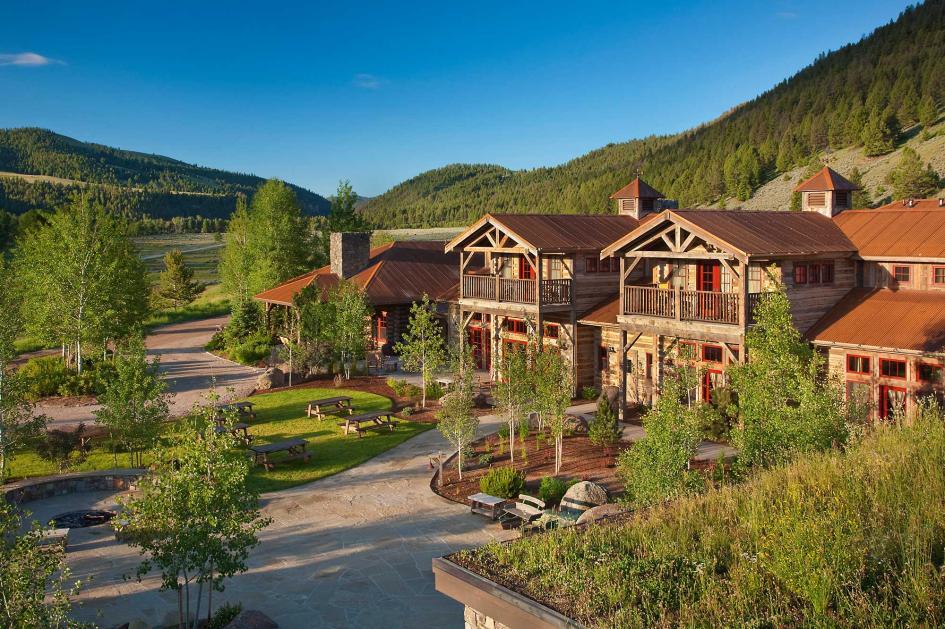 The Ranch at Rock Creek destinos