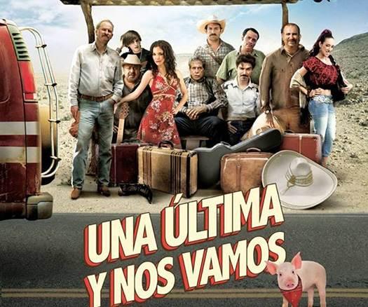 Las películas más taquilleras de México en 2015 que debes ver