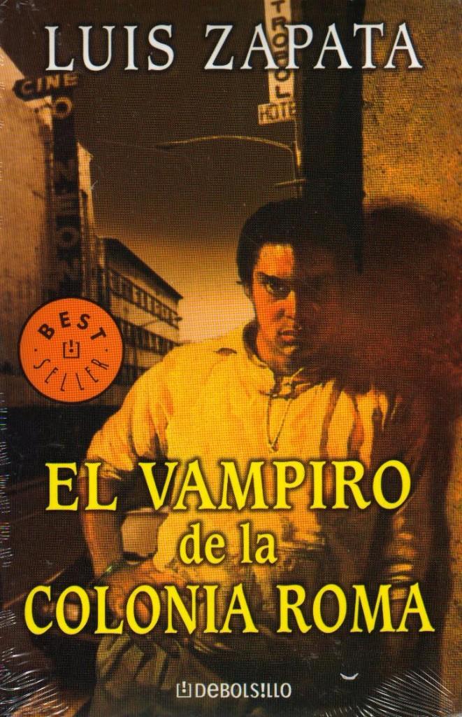 Vampiro de la colonia Roma