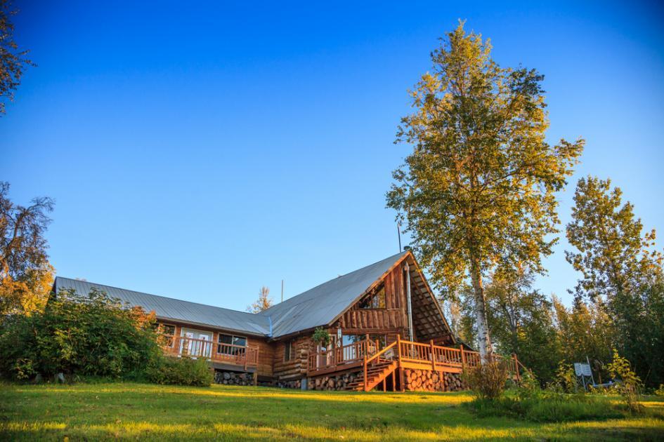 Winterlake Lodge destinos