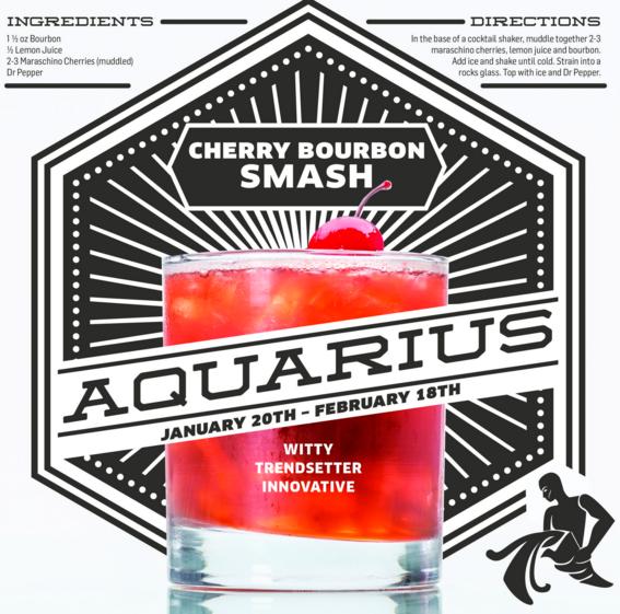 acuario cocktail