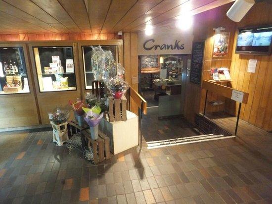 restaurante cranks