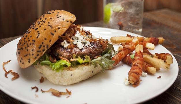hamburguesa bowie