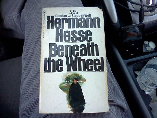 bajo la rueda libro hermann hesse