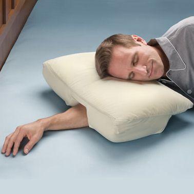 brazo almohada