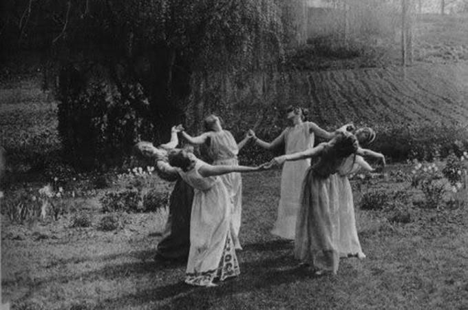 brujas wiccas-circulo