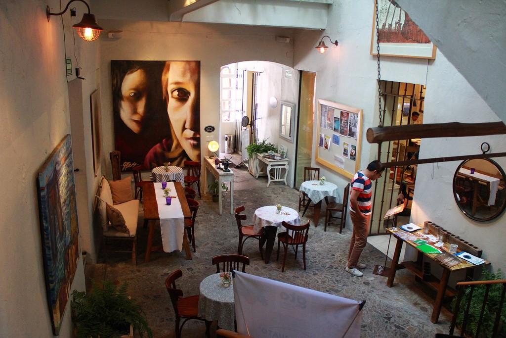 casa cuatro Guanajuato