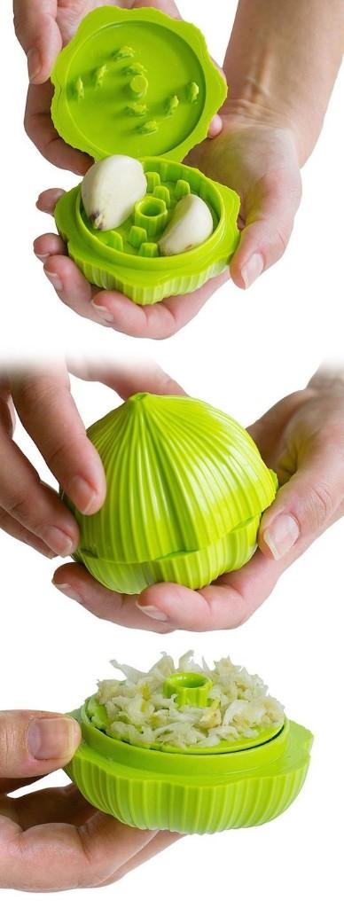cebolla cortador
