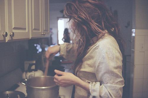cocinar vivir solo