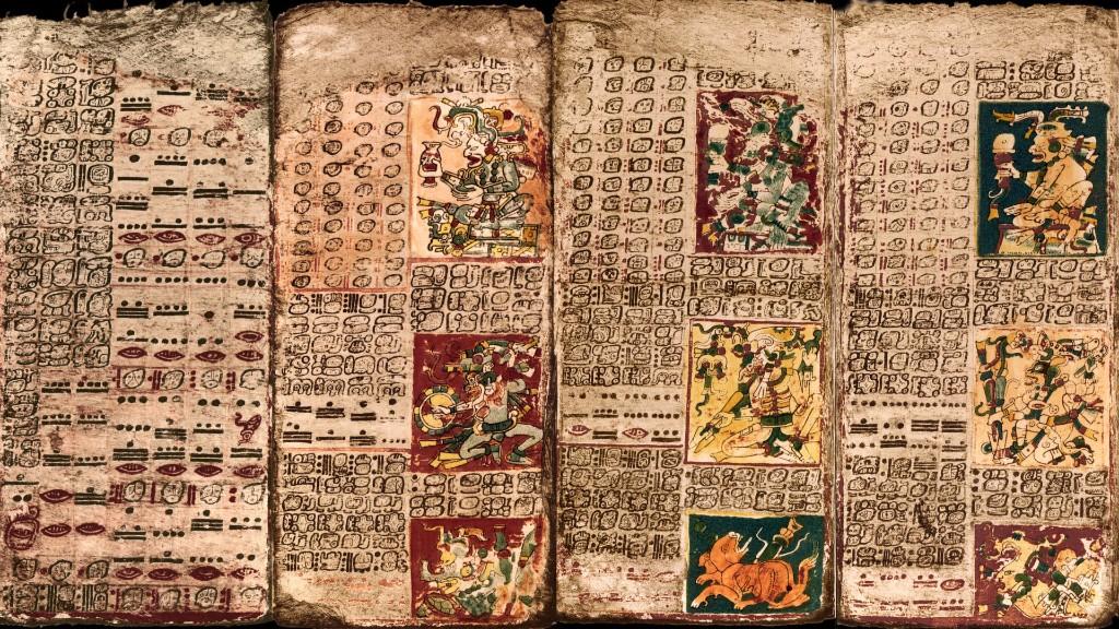 tesoros mexicanos codice dresde