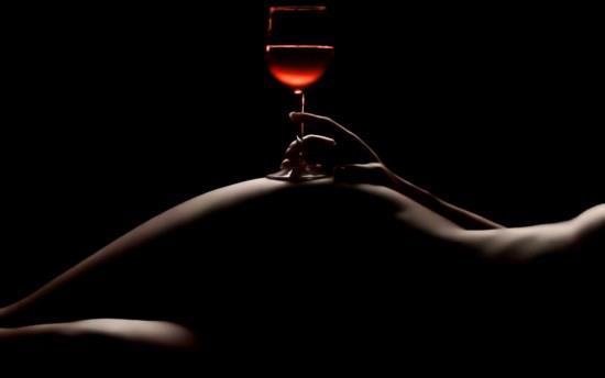 como tomar vino