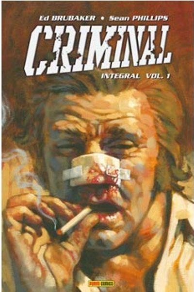 criminal novela grafica