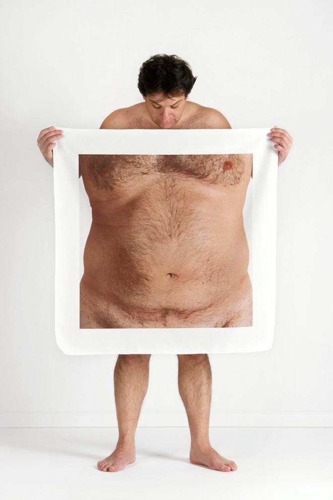 cuerpo humano desnudo