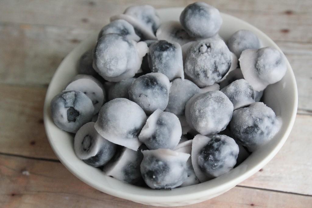 dipped berries