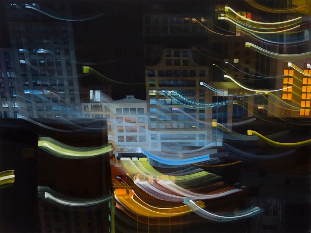 efecto de color-tram