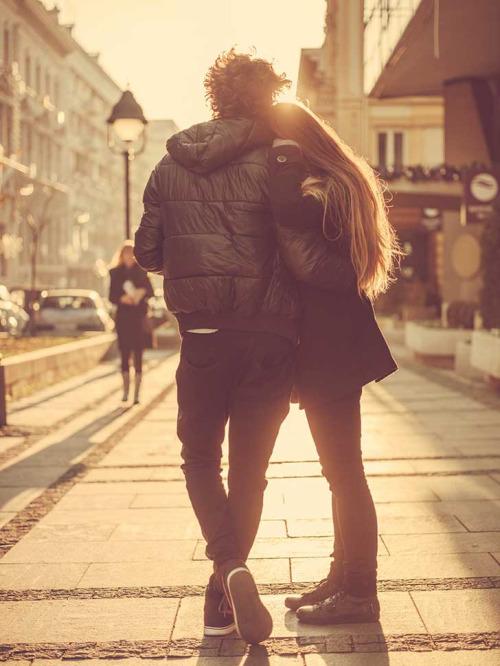 pareja amor