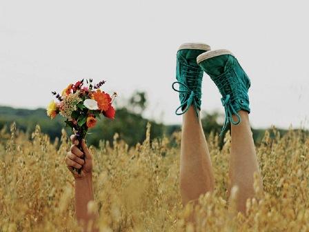 lecciones de buda pies