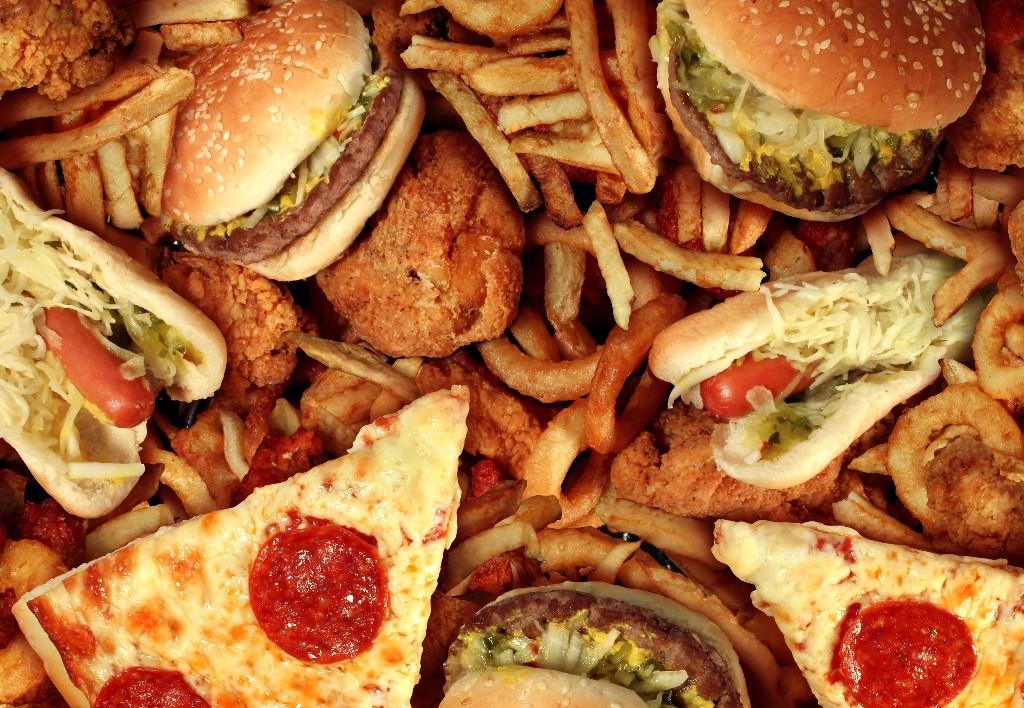 Fast Food / cenas nutritivas