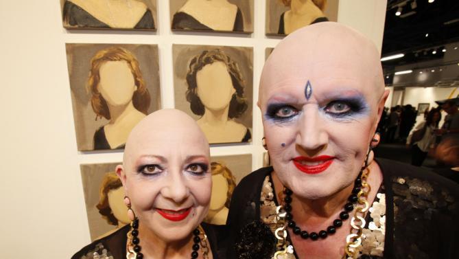 Eva & Adele, cuando la vida se convierte en un performance 0