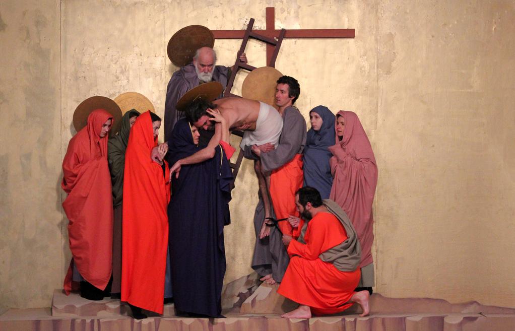 ficunam  maesta la passion du christ