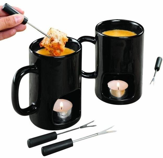 fondue portatil