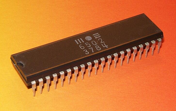 mos 6502 mac