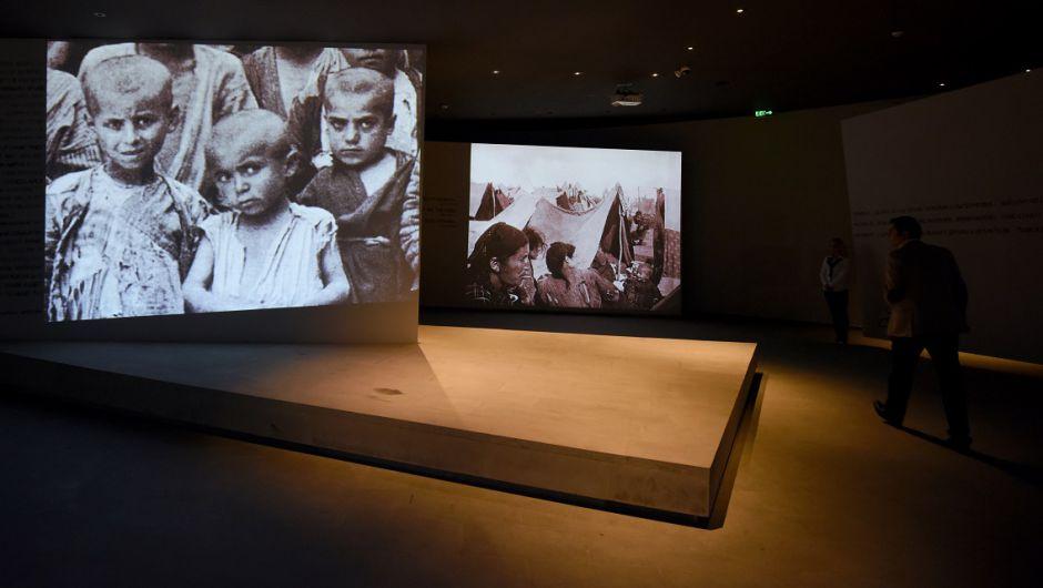 genocidios armenia