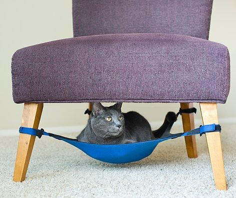 hamaca para tu gato