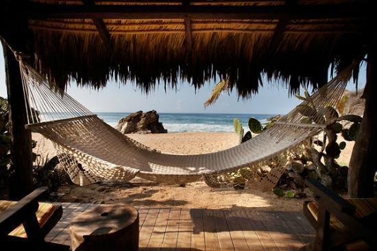 hoteles en mexico-zipolite