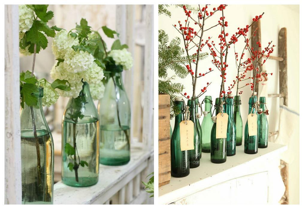 plantas con botellas ideas de