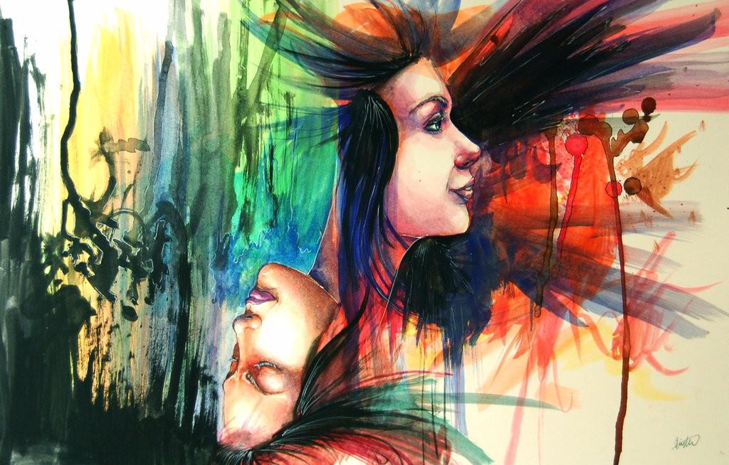 las emociones-art
