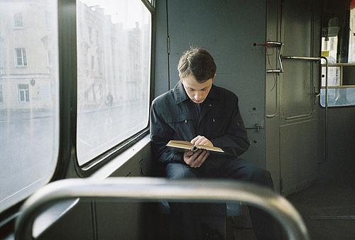 leer a solas