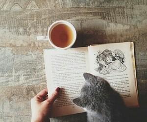 libros a la hora del te