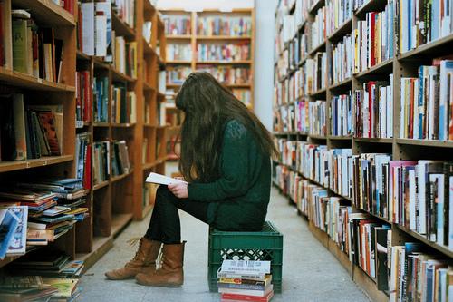 libros escondidas