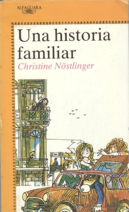 libros para niño una historia familiar