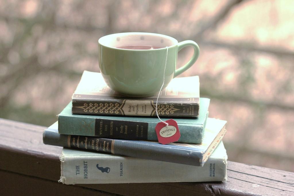 libros y te