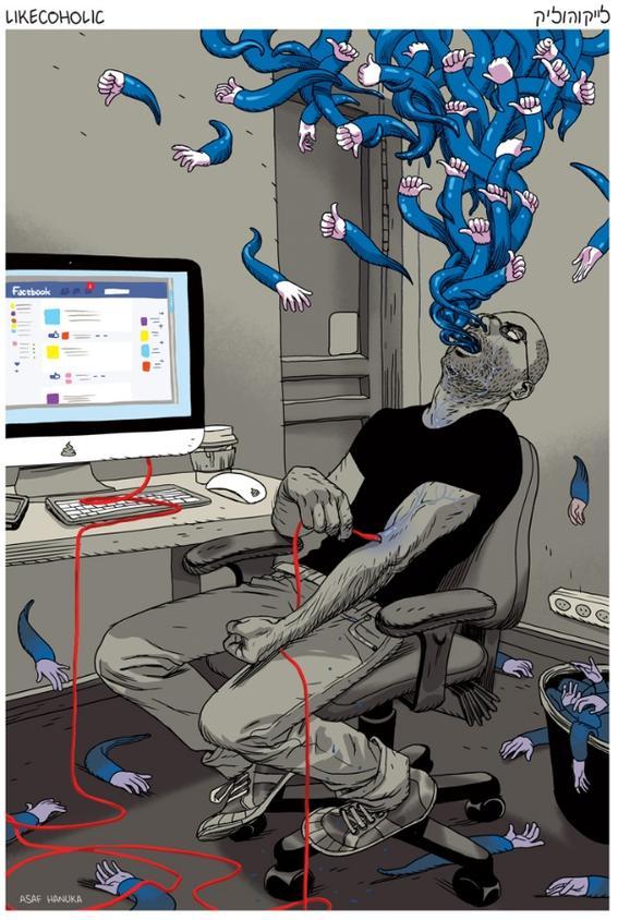 likecoholic ilustraciones