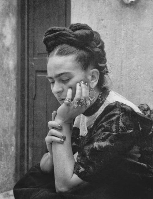 Leonora Carrington y frida kahlo