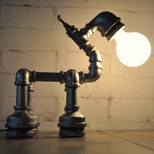 lugar de trabajo-lampara