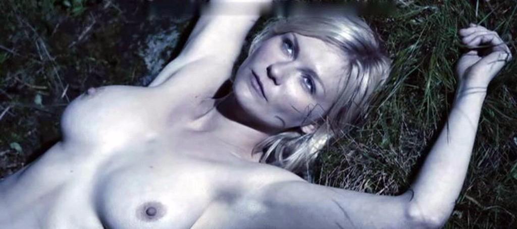 mejores desnudos kirsten dunst melancholia