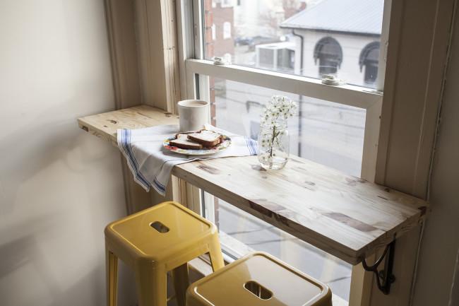 mesa cocina departamento de soltera