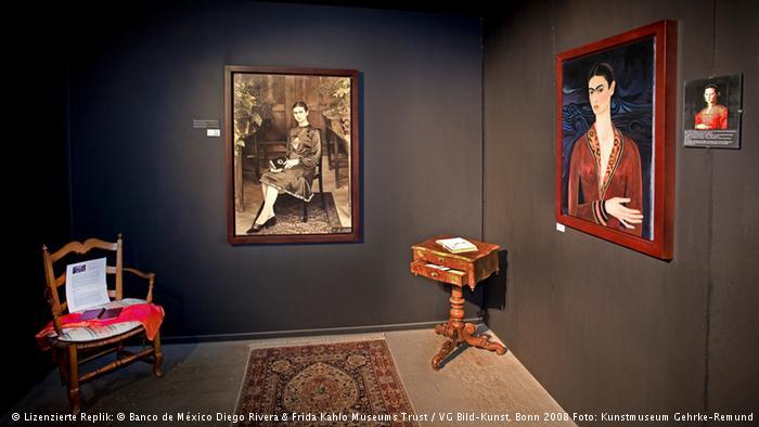 museo aleman de Frida Kahlo