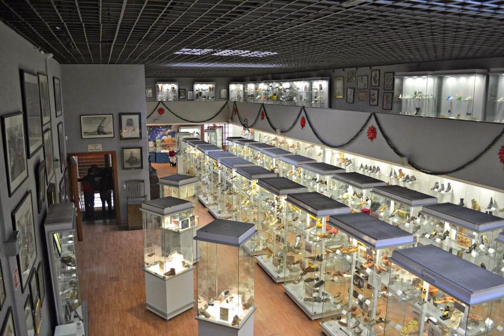 museo de calzado