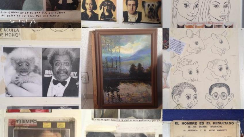 museo del retrato hablado