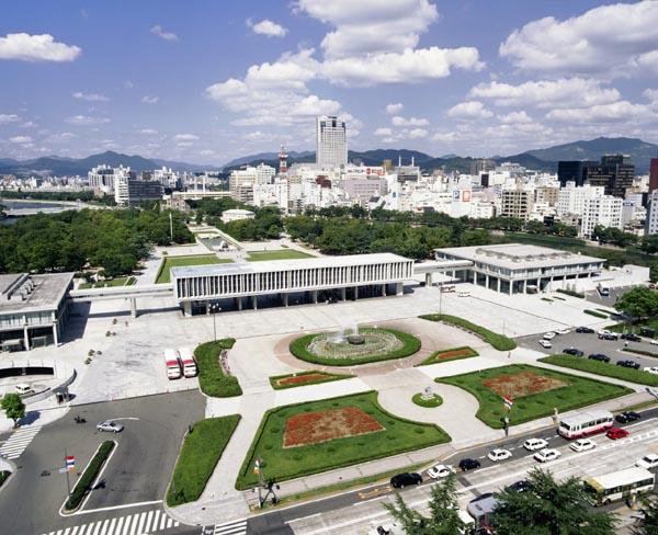museos de la memoria-hiroshima