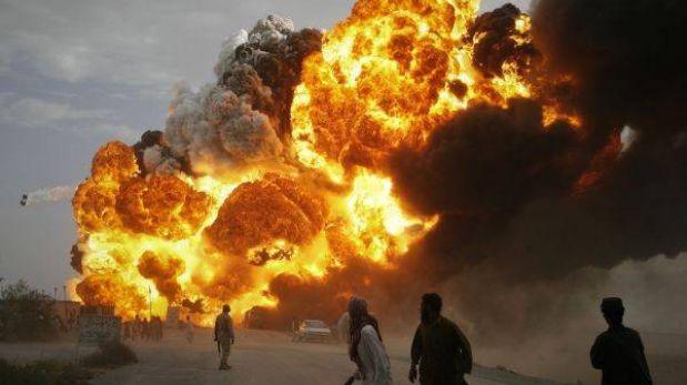 obras de arte bombardeo afganistan