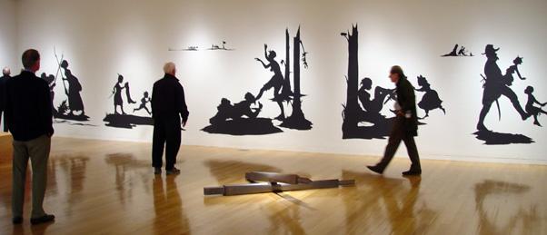 obras de arte kara walker