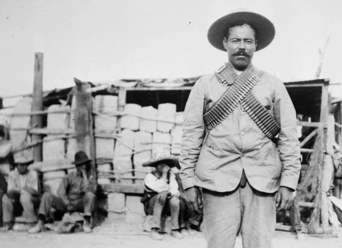 mexicano Francisco Villa